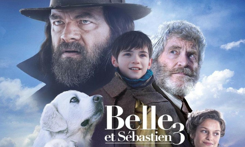 Belle Et Sébastien 3 Met à Lhonneur Les Chiens Guides D