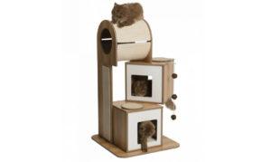 des arbres chat qu 39 on ne cache pas wanimobuzz. Black Bedroom Furniture Sets. Home Design Ideas